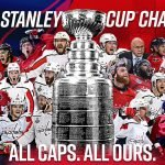 Congratulations to the Washington Capitals – Special Player Offer